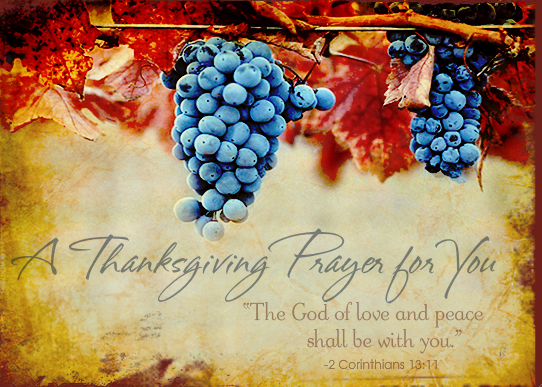 ThanksgivingPrayer