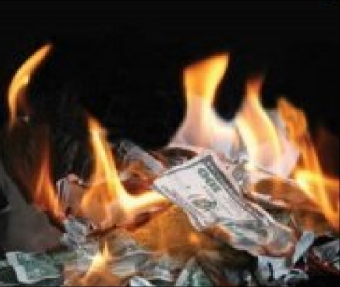 money burning orig