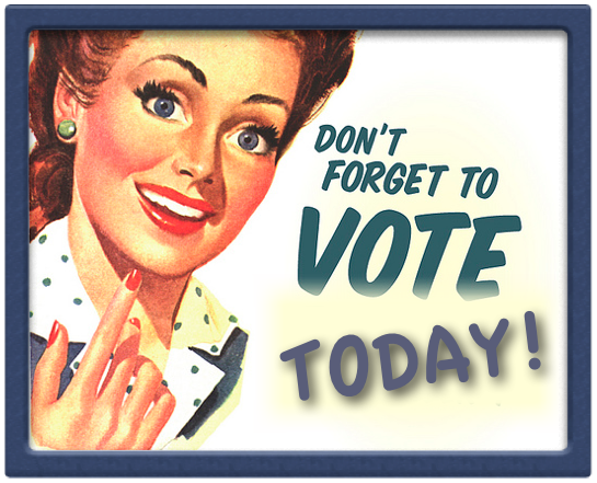 Vote today and say No to Debt!