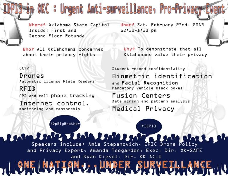 4th Amendment Rally Flyer 2012 revised