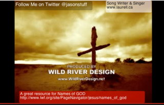 Names of God graphic with links