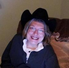 Sandra Crosnoe with KBT hat