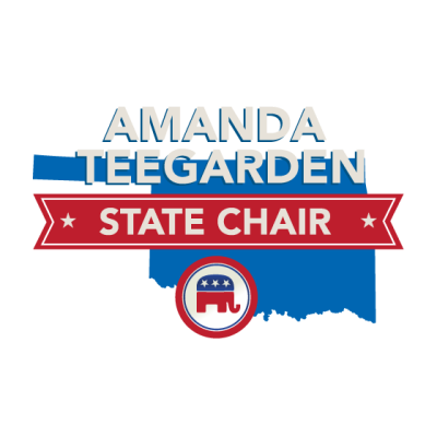 Amanda Teegarden for OK GOP State Chair
