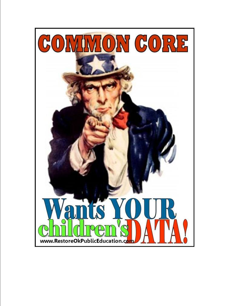 Common Core Wants Your Childrens Data
