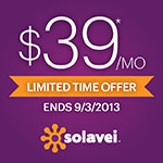 Solavei 39 offer 2013