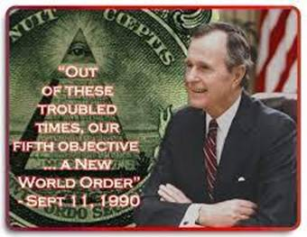 Bush New World Order 1990