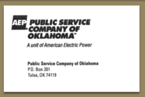 PSO Return Address Card June 2014