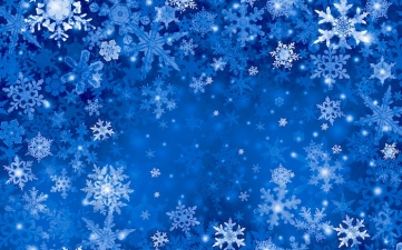 snowflake wallpaper softened