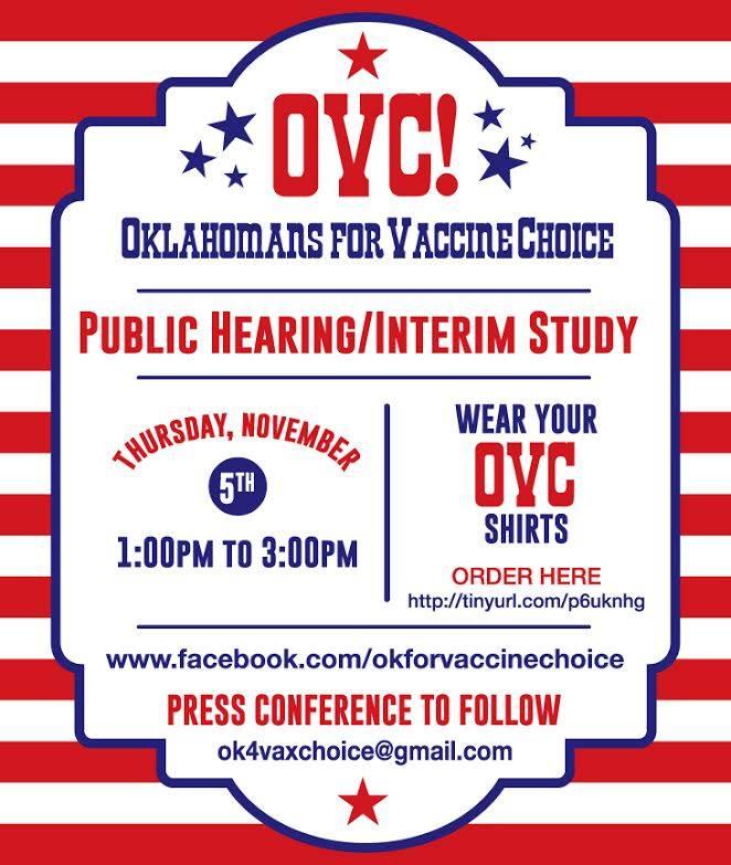 Oklahomans for Vaccine Choice