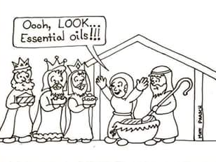 Gifts from wise men - oils