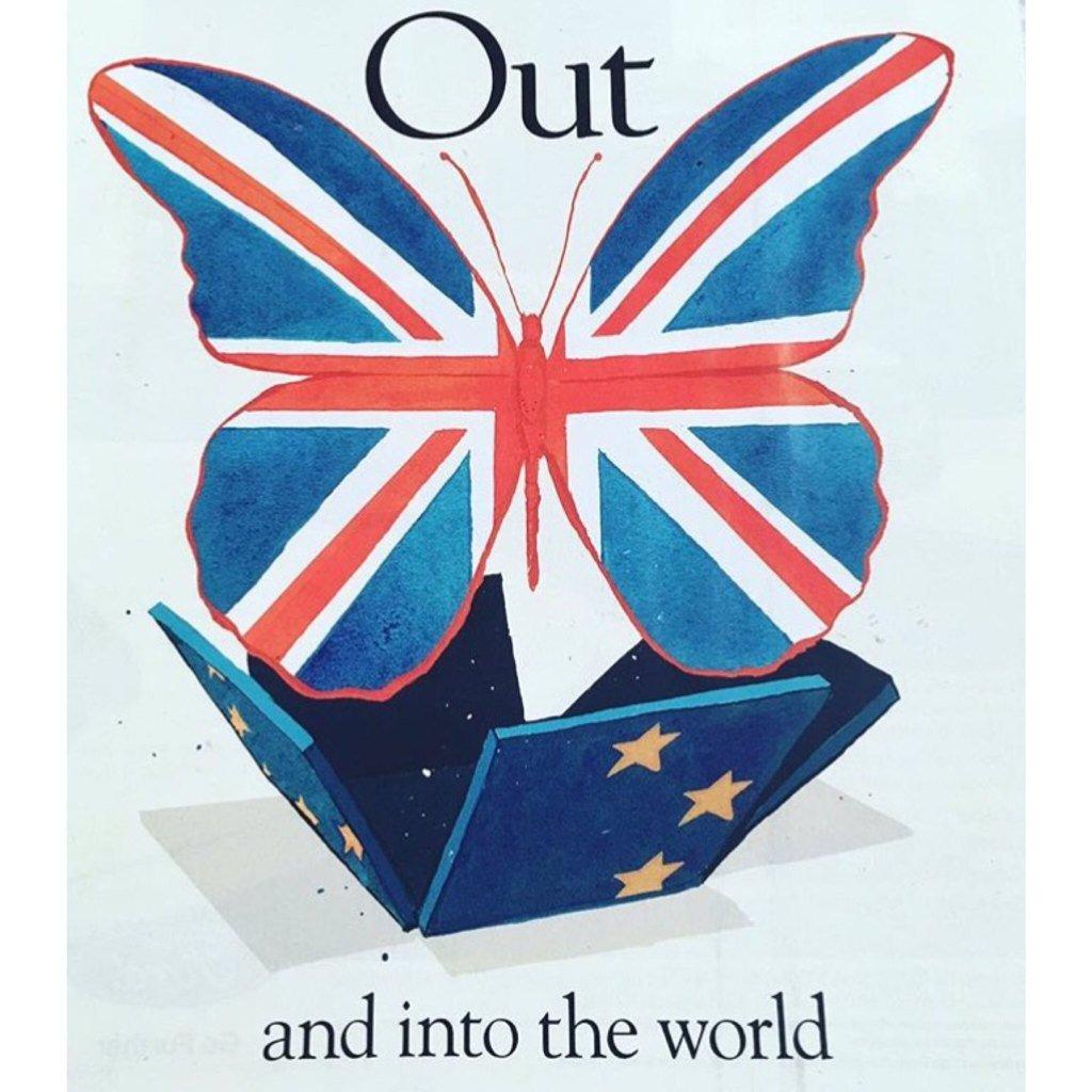 Celebrating British Independence from EU