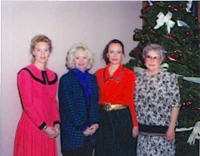 Sheri Jan Melinda Betty 50th 1993