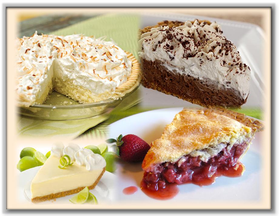 Favorite pies!