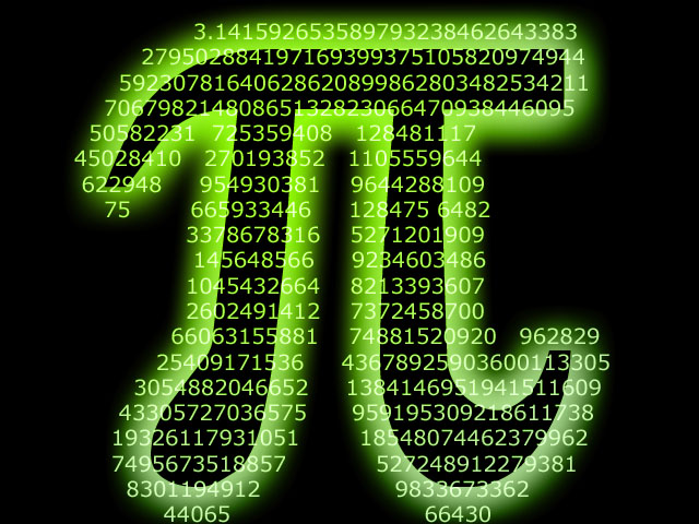 Pi Graphic